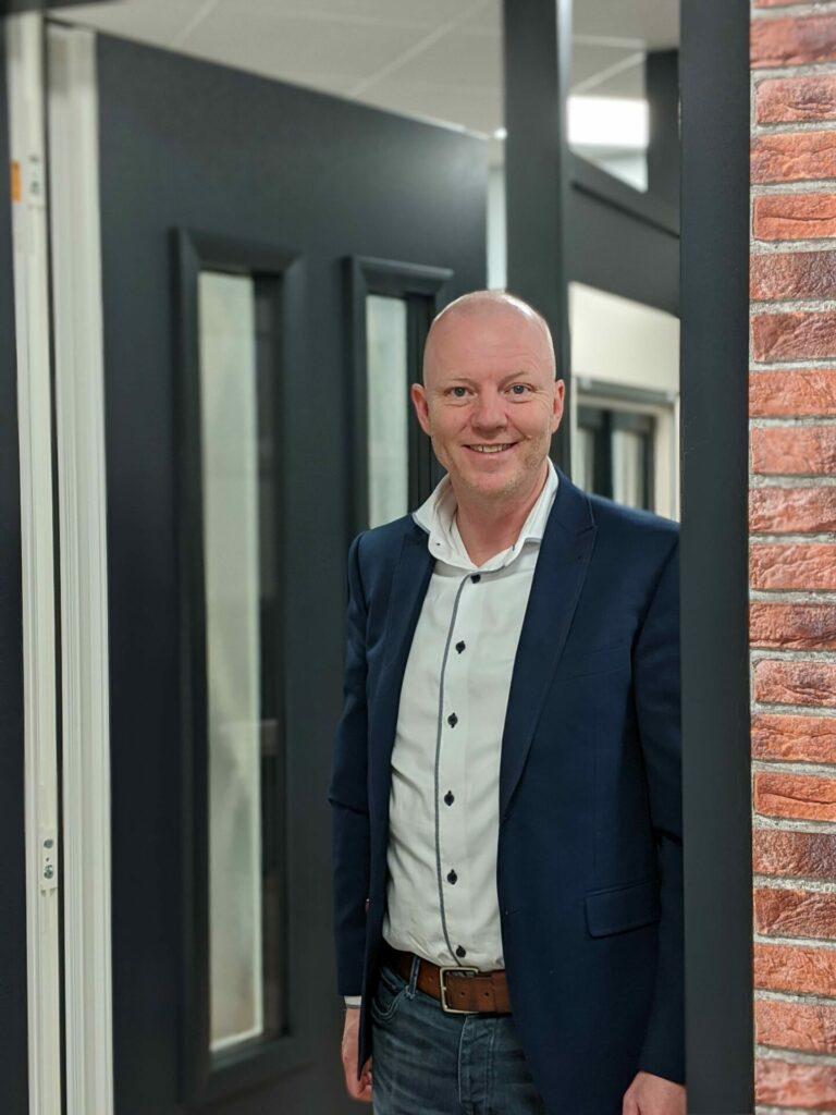 """Theo van Gorkom: """"Onze ambitie voor de komende jaren is om een volledig landelijke dekking te krijgen"""", vertelt Theo van Gorkom, algemeen directeur van GevelNed en Select Windows"""