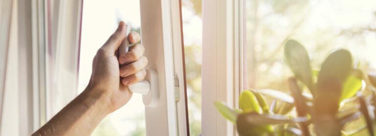 Select Windows Kunststof Kozijnen - het belang van ventilatie voor gezond wonen - gezond binnenklimaat