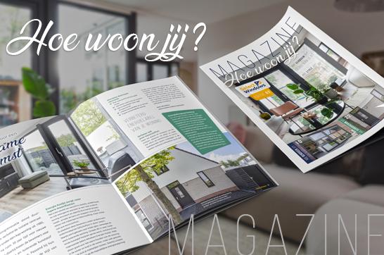 Select Windows Kunststof kozijnen - vraag ons gratis inspiratiemagazine aan