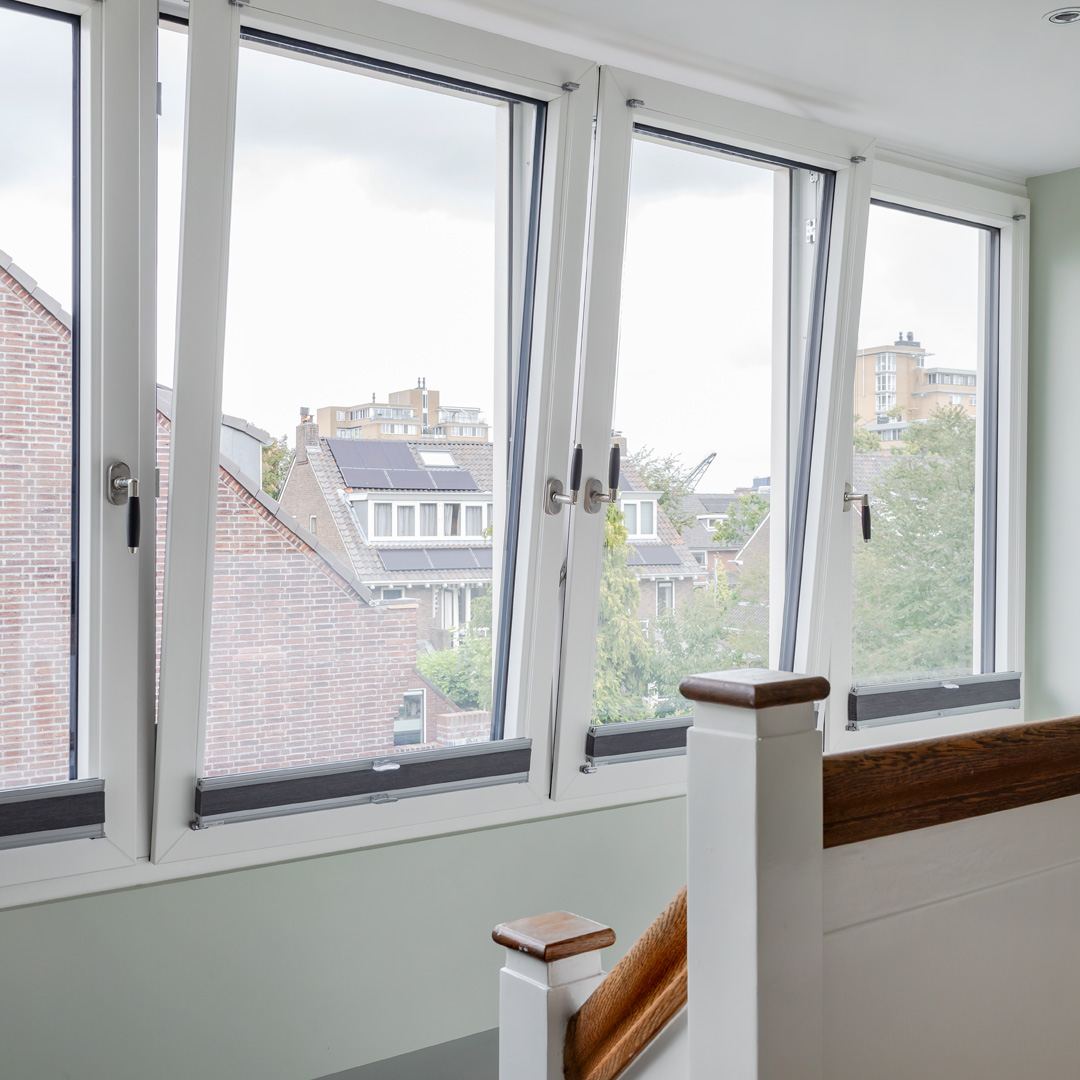 Select Windows kunststof kozijnen - onderhoudsarme dakkapellen Voorburg