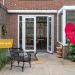 Slider - Select Windows Kunststof Kozijnen - moderne jaren 30 tuindeuren in vtwonen weer verliefd op je huis