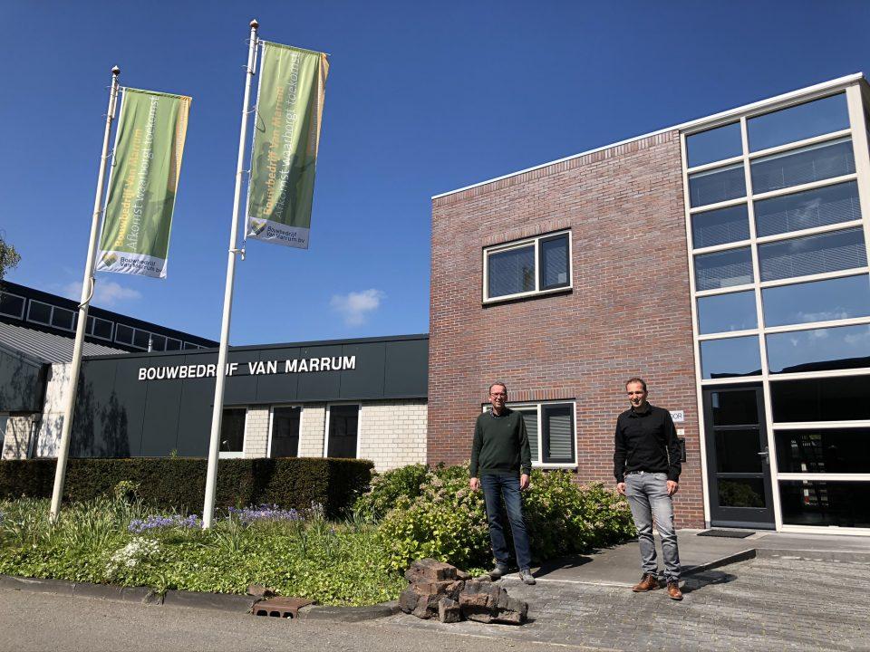 Select Windows - Kunststof kozijnen Franeker schaft u aan u bij Bouwbedrijf Van Marrum
