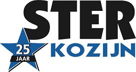 Select Windows Kunststof Kozijnen - Logo 25 jaar Ster Kozijn Oldenzaal