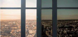Select Windows kozijnen - isolatieglas - zonwerend glas