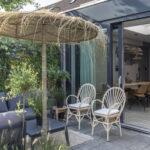 Select Windows Kozijnen - weer verliefd op je huis in Bergschenhoek - hefschuifpui met screenline