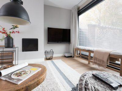 Select Windows Kunststof kozijnen - schuifpui met screenline in vtwonen metamorfose Rotterdam - kunststof kozijnen rotterdam