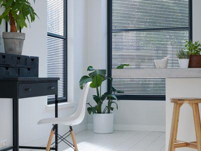 Select Windows Kunststof Kozijnen - Raamdecoratie en horren - shutter jaloezieën