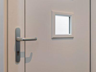 Select Windows Voordeuren - detail voordeur binnenzijde - greep