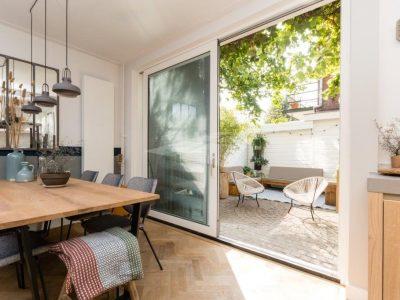 Select Windows Kunststof Kozijnen - vtwonen schuifpui met screenline in vtwonen metamorfose verbouwen of verhuizen