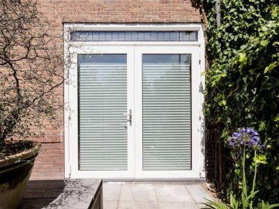 Select Windows Kunststof kozijnen - kunststof tuindeuren met verosol functionele binnenzonwering