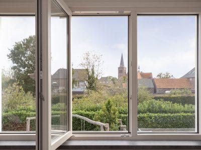Select Windows Kozijnen - Referentie Bergen - draaikiepraam