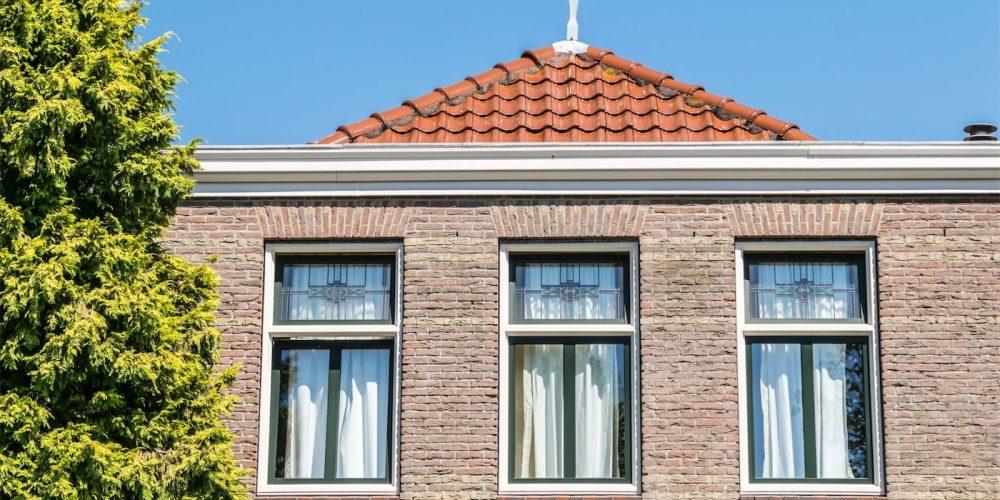 Select Windows Kunststof kozijnen - kunststof ramen met glas-in-lood tussen isolatieglas