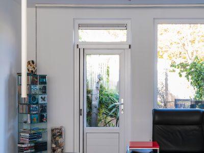 Select Windows kunststof achterdeuren