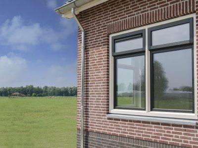 Select Windows kunststof kozijnen - Kunststof kozijn met Hollandse Hoek®