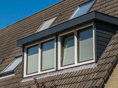 Select Windows Dakkapel - geplaatst in eén dag! - referentie dakkapel Haarlem