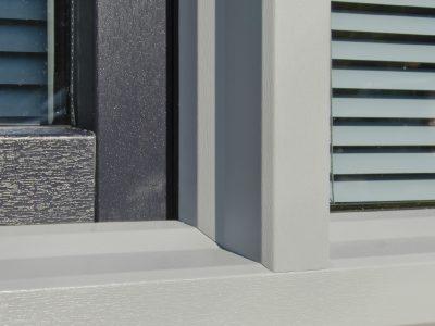 Select Windows kunststof kozijnen - Hollandse hoek HVL verbinding