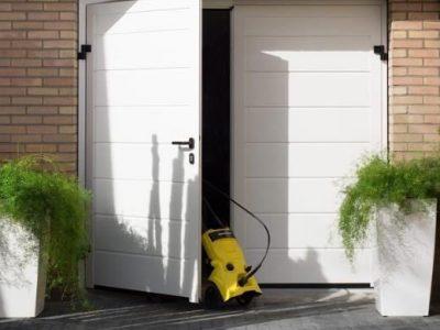 Hormann - Openslaande garagedeur