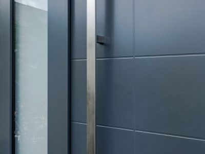 Select Windows Voordeuren - detail voordeur buitenzijde - greep