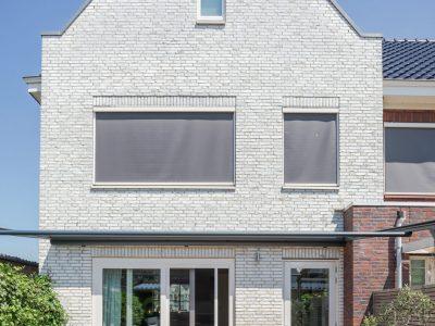 Select Windows Kozijnen - Energie Kozijn - Onderhoudsarme schuifpui in Passief Wonen woning - triple glas