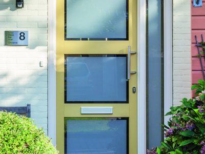 Select Windows Voordeuren - Model SW102