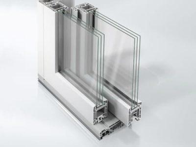 Select Windows Schuifpui stijl - kozijnstijlen