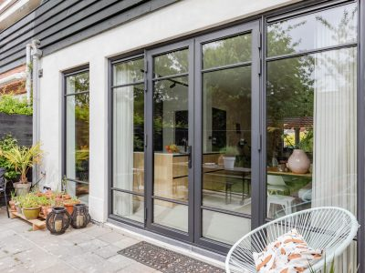 Select Windows Kunststof kozijnen - Steellook kozijnen Driehuis - aluminium kozijnen