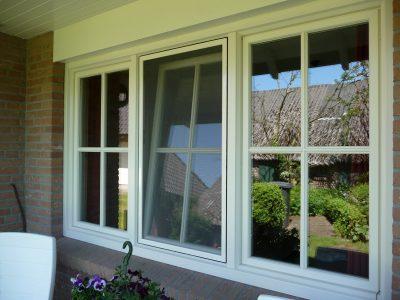Select Windows Kunststof Kozijnen - Raamdecoratie en horren - inzet hor