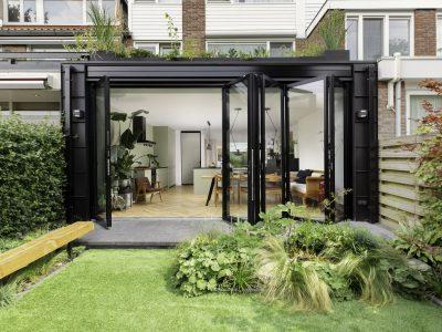 Select Windows - Solarlux vouwwand Amstelveen