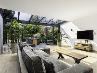 Select Windows - Solarlux vouwwand Heemstede